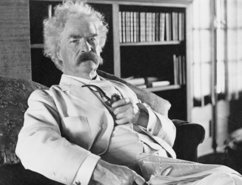 Episode #73: Mark Twain's Financial Wisdom Part 01